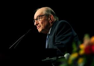 Alert di Greenspan: