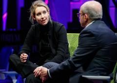 Finisce male la parabola della star della Silicon Valley: una truffatrice