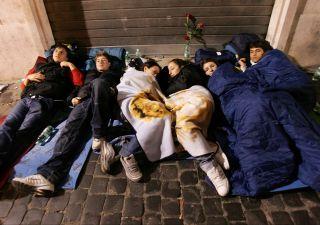 Allarme pensioni: giovani d'oggi a rischio povertà entro il 2050