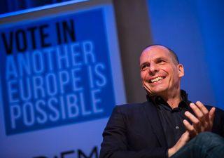 Reddito minimo, Varoufakis: