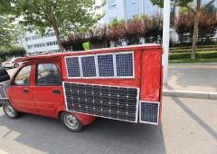 """Arriva in Italia Sion, la prima auto elettrica """"solare"""" e low cost"""