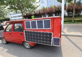 Arriva in Italia Sion, la prima auto elettrica