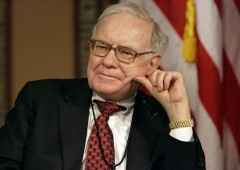 Warren Buffett ringrazia Apple: incassati $ 40 miliardi in quattro mesi