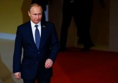 """Elezioni in Russia, Putin stravince: """"plebiscito è merito degli inglesi"""""""