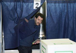 Elezioni, la reazione dei politici. Salvini:
