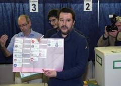 Sondaggi: Lega è sempre primo partito, M5S perde consensi