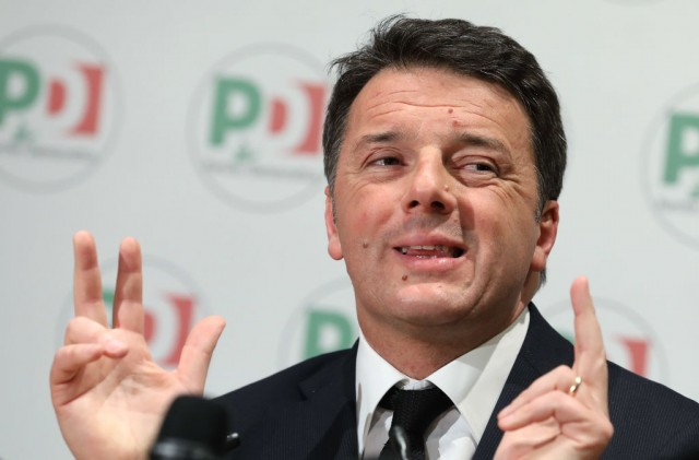La sconfitta elettorale ha spinto il leader del PD Matteo Renzi a presentare le sue dimissioni
