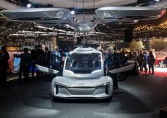 Trio Audi, Airbus e Italdesign al lavoro su taxi volante