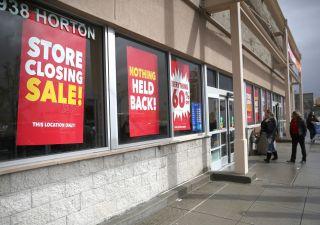 Retail, Moody's: