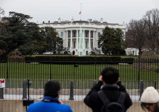 Report top secret Casa Bianca: