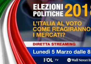 Speciale Elezioni 2018 - L'Italia al voto: come reagiranno i mercati?