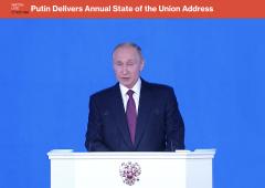 """Russia, Putin: """"nuovi missili nucleari che non possono essere fermati"""""""
