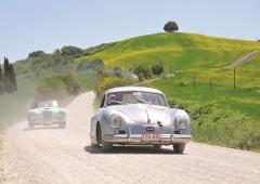 Viaggi: dolci colline a bordo di una classic car