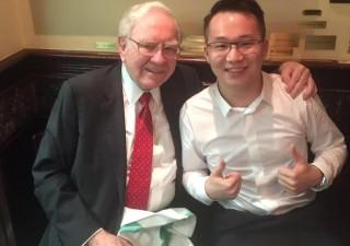 Imprenditore cinese è sicuro di battere suo idolo Buffett con le criptovalute