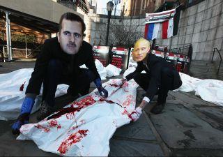 Siria, Putin: