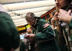 Mercati: dollaro solido, tensioni Medioriente spingono petrolio ai massimi di 3 anni