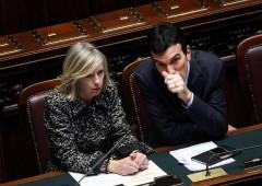 """PD, Martina: con Renzi """"rischiamo estinzione"""""""