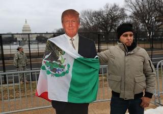 Trump militarizza il confine col Messico