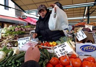 PIL fermo, doccia fredda per l'Italia: stime DEF una chimera