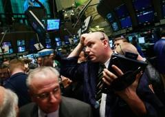 Mercati, liquidità prosciugata nel credito