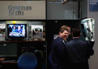 Goldman Sachs e Morgan Stanley in corso: nuovo slancio per l'Eurozona