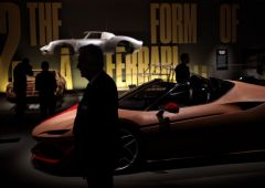 Pininfarina: entro il 2020 arriva PF0, hypecar verde elettrica