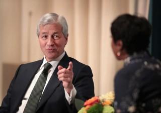 Conti JP Morgan deludono e Dimon se la prende coi politici Usa, cui intima di