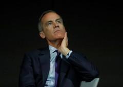 Brexit, Carney: senza accordo ripercussioni economiche enormi
