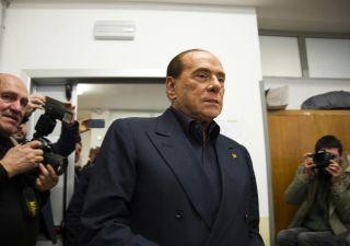 Berlusconi ricoverato al San Raffaele per accertamenti