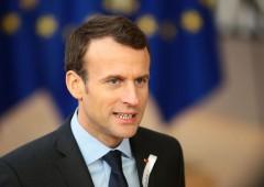 """Macron: """"rischiamo guerra civile in Unione Europea"""""""