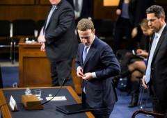 """Facebook, Parlamento Ue fa pressing su Zuckerberg: """"Venga a Bruxelles"""""""