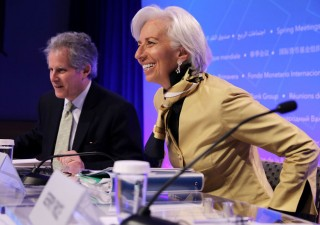 Allarme Fmi: