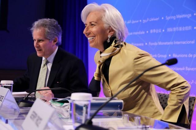 """Il vice direttore dell'FMI David Lipton ha riassunto quello che è il sentiment dei funzionari riuniti a Washington: """"i tempi sono buoni ma stanno diventando rischiosi""""."""
