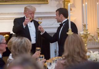 Bilaterale Trump e Macron, amici senza affinità