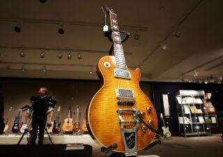 Dichiara fallimento Gibson, storica azienda di chitarre elettriche
