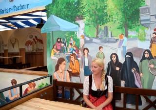 Vietato il burqa in Danimarca: si espande divieto tra i Paesi Ue