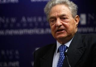 Bufera su Facebook: critici accostati a Soros per screditarli