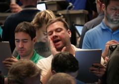 Borse europee di slancio, barlume di speranza dal fronte commerciale