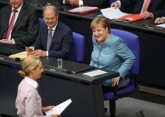 """Governo Germania: """"Italiani sono pro-euro"""", ma sondaggi dicono un'altra cosa"""