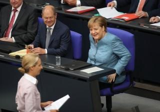 Governo Germania: