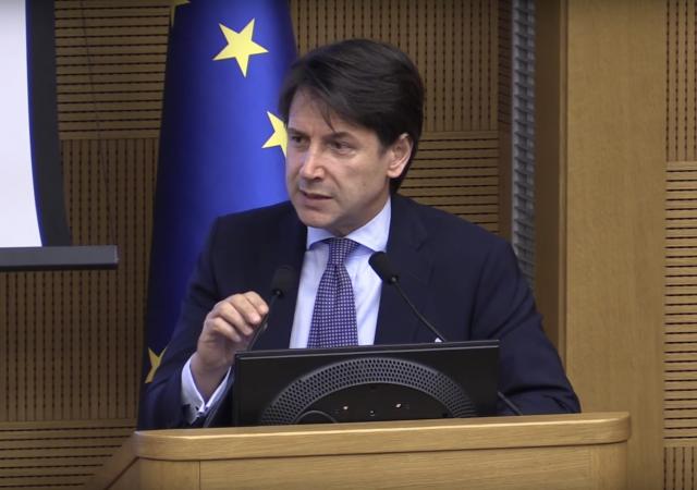 Giuseppe Conte, nuovo premier del governo M5S-Lega