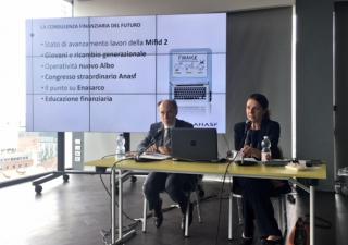 Anasf, non solo Mifid: aperte le iscrizioni a ConsulenTia2018 a Napoli