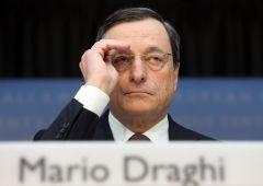 """Draghi: """"Italia cresce meno, presto per manovra correttiva"""""""