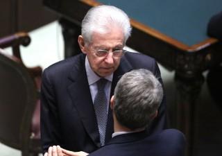 Monti avverte il governo: