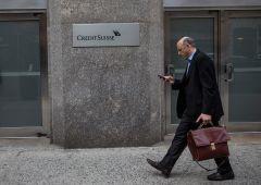ll banchiere che ha piegato Credit Suisse