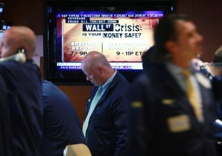 Banche, Bce: caccia al rischio