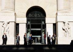 Borse: tiene banco crisi governo, prende piede ipotesi esecutivo tecnico