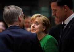 """Consiglio Ue su migranti e Brexit decisivo. Merkel: """"o la va o la spacca"""""""