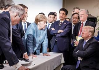 Trump, dal Ttip al tramonto dell'asse atlantista: al G7 ha vinto lui