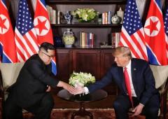 """Storico incontro tra Trump e Kim Jong-un: """"Passato è alle spalle"""""""